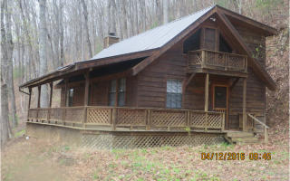 299 Jonas Mountain Road, Blairsville GA