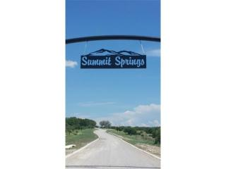 505 Summit Springs Drive, Marble Falls TX