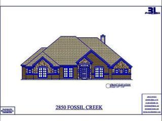2850 Fossil Creek Drive, Midlothian TX