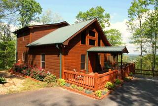 500 Eagles Nest Mountain Road, Blue Ridge GA