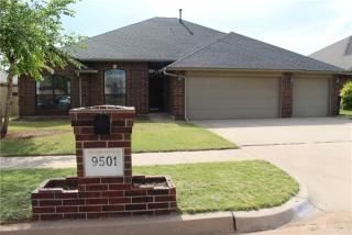 9501 Button Avenue, Moore OK