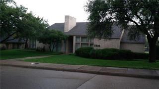 5835 Knightsbridge Drive, Dallas TX