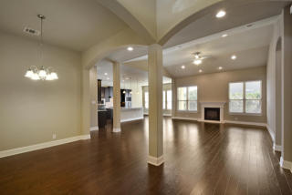 The Reserve at Brushy Creek by MileStone Community Builders
