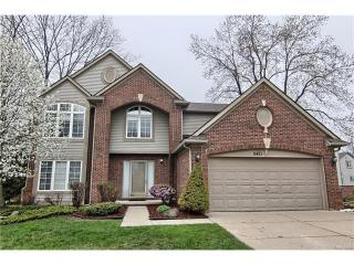 5471 Wentworth Drive, Commerce Township MI