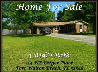 114 Berger Place Northeast, Fort Walton Beach FL