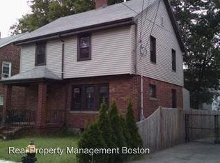 20 Winborough Street 20 Winborough St, Boston, MA 02136