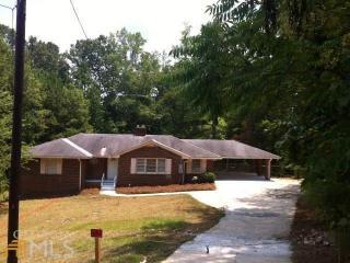 4420 Old Fairburn Road, College Park GA