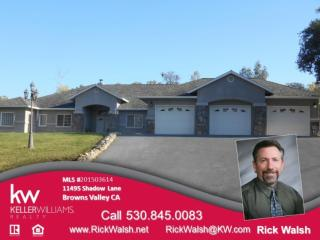 11495 Shadow Lane, Browns Valley CA