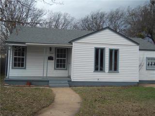 1642 Westmoreland St, Abilene, TX 79603