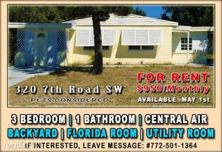320 7th Rd SW, Vero Beach, FL 32962