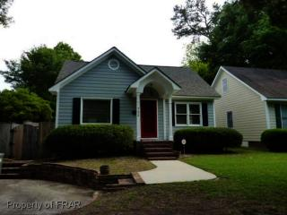 723 Athens Avenue, Fayetteville NC