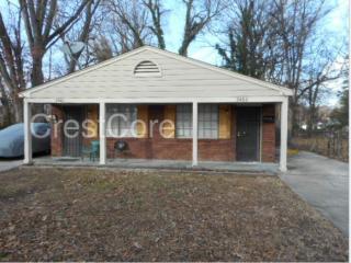 3462 Buchanan Ave, Memphis, TN 38122