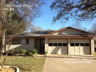 7208 Chuck Wagon Trl, Austin, TX 78749
