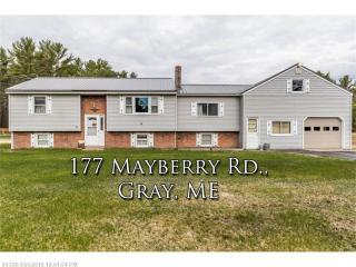 177 Mayberry Road, Gray ME