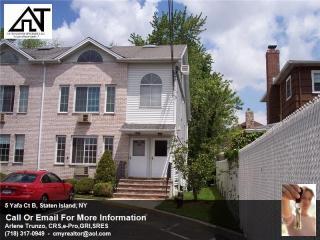 5 Yafa Ct #B, Staten Island, NY 10314
