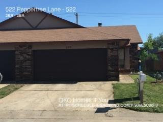 522 Peppertree Ln, Midwest City, OK 73110