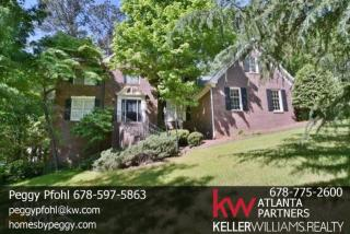 7580 Hunters Woods Drive, Sandy Springs GA