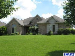 406 Red Bluff Drive, Fort Wayne IN