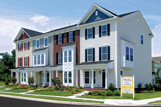 New Port at Victory - Townhomes by Chesapeake Homes