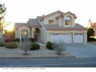 853 Via De La Paz Dr, El Paso, TX 79912