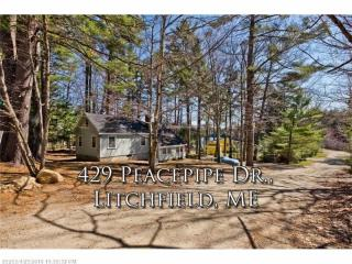 429 Peacepipe Drive, Litchfield ME