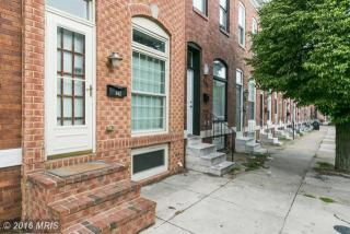642 South Belnord Avenue, Baltimore MD