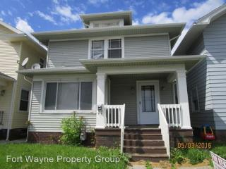 110 W Leith St, Fort Wayne, IN 46807