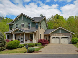 4 Applewood Drive, Asheville NC