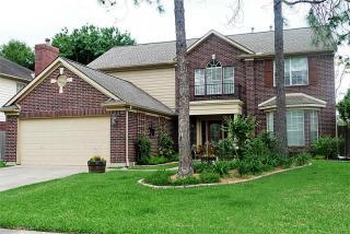 815 Fern Springs Court, Houston TX