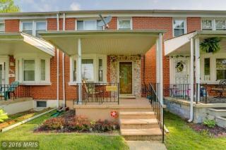 1204 Gittings Avenue, Baltimore MD