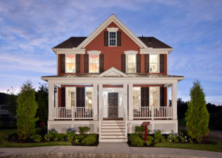 Westborough Village - The Enclave Collection by Toll Brothers