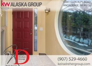 13441 Glen Alps Road, Anchorage AK