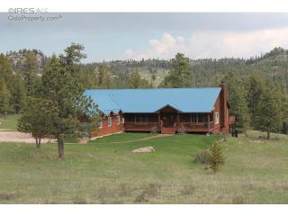 925 Springmeadow Way, Red Feather Lakes CO