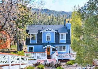 43409 Ridge Crest Drive, Big Bear Lake CA