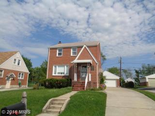 8008 Neighbors Avenue, Baltimore MD
