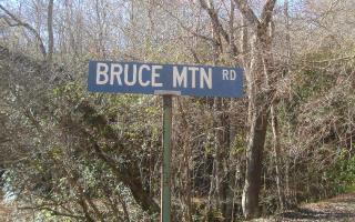 F1 Bruce Mountain Road, Blairsville GA