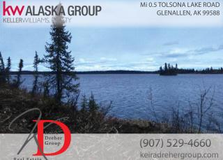 Mi 0.5 Tolsona Lake Road, Glennallen AK