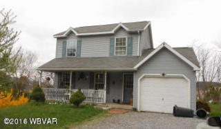 915 Nicely Ln, Williamsport, PA 17701