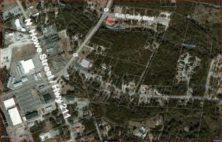 5503 Rob Gandy Boulevard, Southport NC