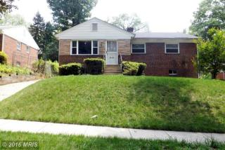 9809 East Light Drive, Silver Spring MD