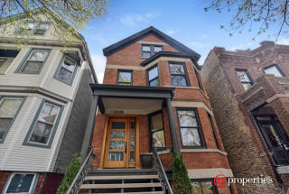 3329 N Hamilton Avenue, Chicago IL