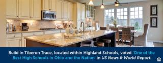 Tiberon Trace Estates (Highland School District) by Ryan Homes