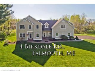 4 Birkdale Road, Falmouth ME