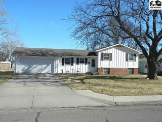 1360 North Maple Street, McPherson KS
