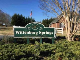 Lot 279 Whitman Court, Taylorsville NC