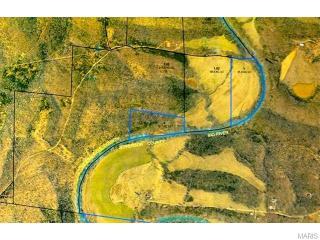 25.2 Acres Big Riv, Bonne Terre MO