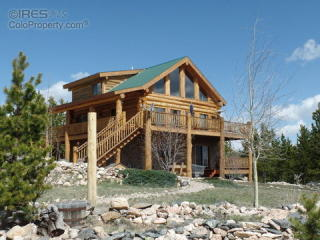 122 Shasta Way, Red Feather Lakes CO