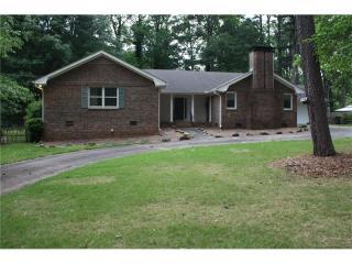 4561 Allgood Springs Drive, Stone Mountain GA