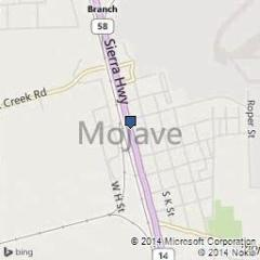 Section 3 Township 11 Range 12 Quarter, Mojave CA