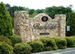 Buckfield by Lamar Smith Homes